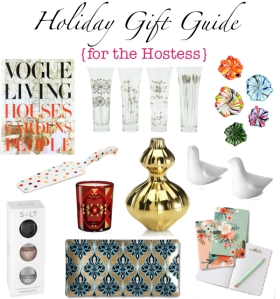 holiday gift guide for the hostess 2